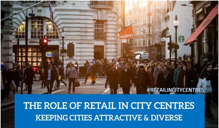 El comercio de proximidad y su papel dinamizador de las ciudades